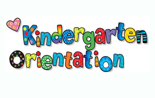 Image result for kindergarten orientation clip\