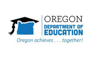 Oregon Department of Education logo